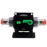IZTOSS F2754 Многоцелевый миниатюрный автоматический выключатель с ручным восстановлением Чёрный