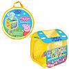 Палатка детская игровая Учим азбуку с Пеппой Peppa Pig 30010