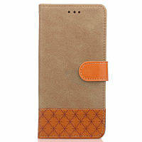 Hit Color Cowboy Stripe Leaf Card Lanyard Pu Leather для Samsung J5 Prime Цвет пегой лошади