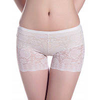 Sexy Sheer Lace Mid-Rised Safe Underpants один размер