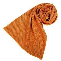 EVEVEME 00254 охлаждающее полотенце для занятий спортом в тренажерном зале Оранжевый