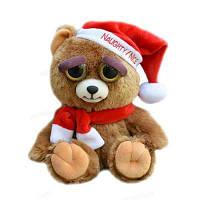Смешные игрушки плюшевого медведя для детей Цветной