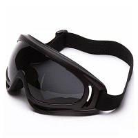 Тактические ветрозащитные лыжные очки для спорта на открытом воздухе с защитой от УФ излучения Серый