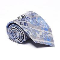Новый галстук галстука галстука галстука нового способа людей способа Серо-голубой