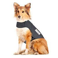 COZZINE Домашние животные беспокойство Успокаивающая куртка Thundershirt для собак XL