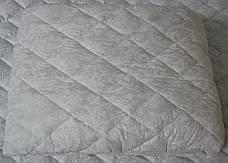Теплое одеяло силиконовое двуспальное 180*210 (хлопок), фото 3