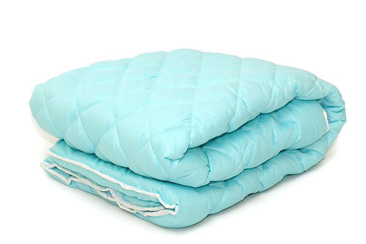 Одеяло летнее полуторное 150*210, микрофибра