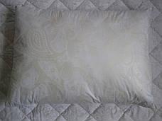 Подушка холофайбер тик 50*70, фото 3
