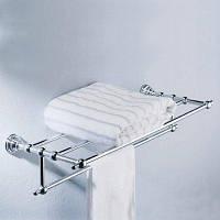 Барная стойка для ванной Серебристый