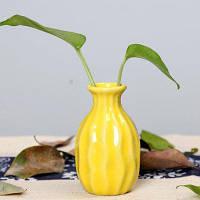 790 1PCS Креативная керамическая ваза Домашняя посуда