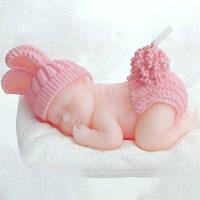 Творческий Бездымного Детские Форма Свеча Розовый