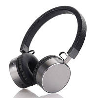 Kanen BT009 Беспроводная блютуз стерео наушники Hi-fi металлическая гарнитура с микрофоном