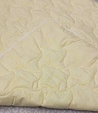 Одеяло легкое двуспальное Евро 200*210 (ткань хлопок), фото 3