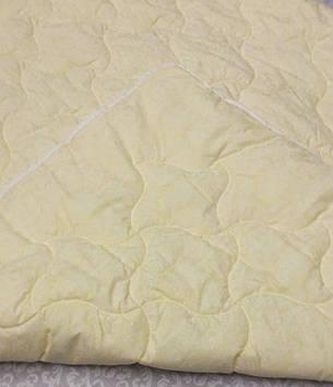Одеяло легкое полуторное из лебяжего пуха 150*210 (ткань хлопок), фото 2