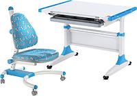 Комплект мебели: парта К-1  с ящиком + кресло К-639