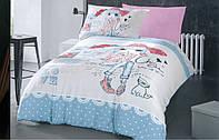 Детское постельное белье 150*220 хлопок