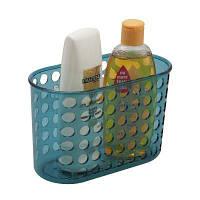 Угловая корзина для ванной комнаты для ванной комнаты для умывальника Синий