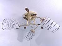 Люстра потолочная на 3 лампочки YR-8658/3