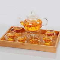 Чайный набор чайных чашек MCYH LG22 Прозрачный