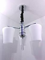 Люстра потолочная на 3 лампочки YR-9993/3, фото 1