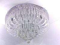 Люстра потолочная с цветной LED подсветкой YR-0711/600, фото 1