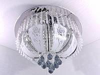 Люстра потолочная с цветной LED подсветкой YR-832/400
