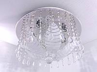 Люстра потолочная с цветной LED подсветкой и автоматическим отключением YR-19375/400, фото 1