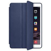 Умный кожаный чехол с подставкой для iPad Air 2 Небесно-голубого цве