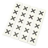 X Стиль магнитный холодильник стикер 4шт