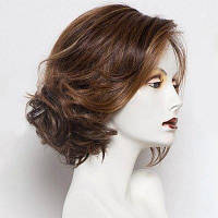 Короткое боковое разделение Colormix Wavy Bob Синтетический парик Цветной