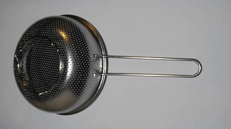 Дуршлаг Лазер (Большой) одна ручка, фото 2