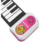 Iword 37 Key Portable Ручной ролл Фортепиано Встроенная акустическая акустическая игрушка для детей 56X12X6 см