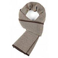 Досуг Держите теплый шерстяной шарф для мужчин Хаки