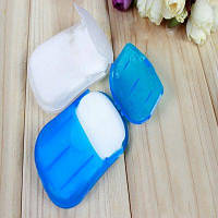 Таблетки для мыла Slice Одноразовые удобные гигиенические 20PCS белый и синий