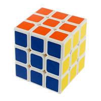 Speed Cube 3 x 3 Гладкие волшебные кубики Пазлы Игрушки Цветной