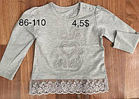 Кофты Breeze для девочек 86-110 см
