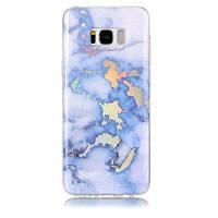 Пластиковый корпус для корпуса Samsung Galaxy S8 Plus Синий