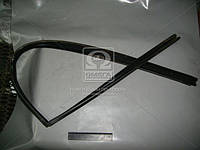 Уплотнитель стекла опускного ВАЗ 2109 передн. правый (производство БРТ) (арт. 2109-6103292Р), ABHZX