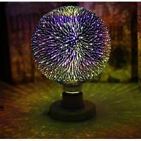 G081203 GodRays-Y01 Фейерверочные Светодиодные Огни-Красочное Освещение Сцены 8 x 12 см