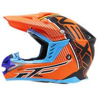 MX416 Кроссовый гоночный полнозащитный шлем для мотоцикла XL