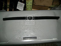 Уплотнитель стекла опускного ВАЗ 2110 задний левый нижний (Производство БРТ) 2110-6203291-05Р