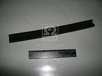 Уплотнитель стекла опускного ВАЗ 2101 задний нижний (Производство БРТ) 2101-6203294-02Р