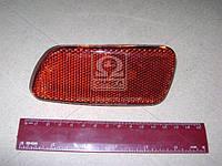 Световозвращатель (катафот) в бампера задняя правый ВАЗ 1119 (Производство ДААЗ) 11190-371613800
