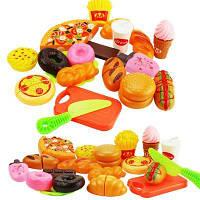 Cutting Fruit Vegetable Pretend Play Дети Детские образовательные игрушки Набор для кухни Кулинария Цветной