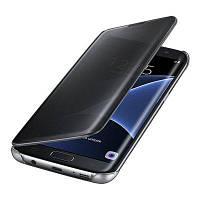 Роскошная прозрачная зеркальная поверхность Flip Аксессуары для мобильных телефонов Чехол для Samsung Galaxy S7 Edge Cover