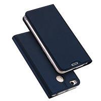 Роскошный кожаный кошелек для телефона для Xiaomi 4X Синий