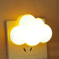 Светодиодный ночной светильник Creative Cloud Energy Жёлтый