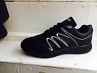 Купить кроссовки черно бел