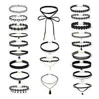 Женская Творческий Стиль Bowknot Кружева Ожерелье Мода Любовь Аксессуары 1 комплект