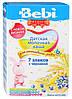 Молочна каша Bebi Premium 7 злаків з чорницею, 200 г